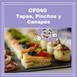 Tapas, Pinchos y Canapés